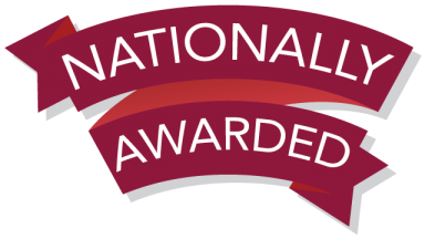 nationally-awarded