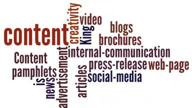 optimized content - creative, concise, relevant